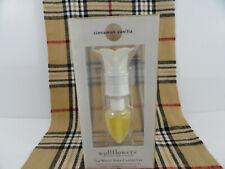 Bath Body Works Wallflowers Cinnamon Vanilla Bulb & Fragrance Warmer Retired