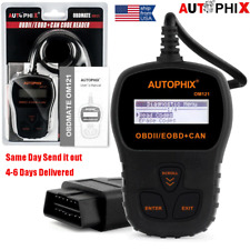 Automotive Code Reader OBD2 Scanner Car Check Engine Fault Diagnostic Tool US
