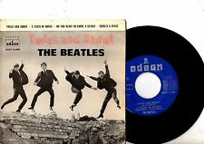 BEATLES EP PS Twis And Shout Spain DSOE 16.618 rare NICE early Spanish cover!