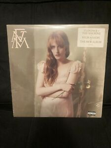 Florence + The Machine - High As Hope - BRAND NEW Vinyl LP Record Album Sealed