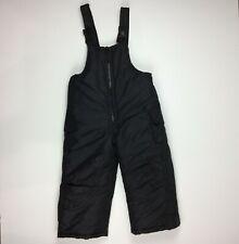 Rothschild Toddler Size 3T Black Snow Bib Ski Pants
