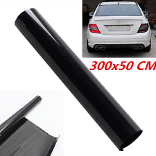 2PLY 50 x 300cm 5% VLT Black Car Home Glass Window TINT TINTING Film Vinyl Roll