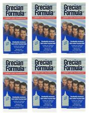 (6) BOXES OF GRECIAN FORMULA LIQUID WITH CONDITIONER 4 FL OZ EA.