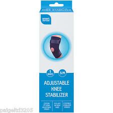Smart Sense Adjustable Knee Stabilizer S/M 1 Brace