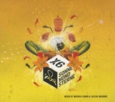 Sonne Mond Sterne X6 von Various Artists (2012), Digipack, Neuware, 2 CD