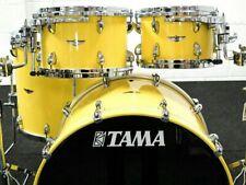 "TAMA STAR Drum Drumset Walnuß TW42RZS-SYL Hardware 22""/10""/12""/16"" Sunny Yellow"