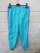 VINTAGE Pantalon ADIDAS MAGIC MOMENT of SPORT Challenger vert clair 162 XS pant
