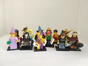 LEGO Minifigures Series 12 (71007) - Select Your Character
