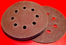 lot de 10 disques à poncer 125mm P100