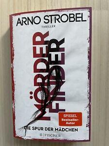 Arno Strobel - Mörderfinder - Die Spur der Mädchen
