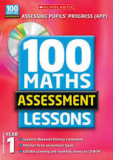Year 1 (100 Maths Assessment Lessons), Ann Montague-Smith, New