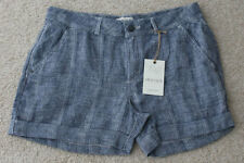 Marks and Spencer Women's Striped Casual Shorts