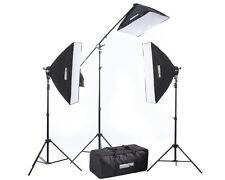 StudioPRO Photo Softbox Studio Photography Lighting 2500W Video Light Boom Arm