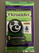 2019-20 PANINI CHRONICLES SOCCER PACK FACTORY SEALED 5 CARDS ? RC? - FREE SHIP