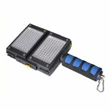 2pcs F&V Z96 LED Light Panel HDV-Z96 96 LED Light + F&V Padded Handle