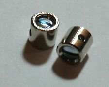 2 Stück Schraubnippel  7x7 mm