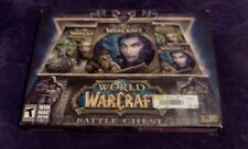 WORLD WARCRAFT BATTLE CHEST BURNING CRUSADE PC MAC COMPLETE NEW