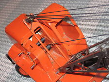 Doepke Unit Crane, Model Toys, Clam Cable, String Cord with Rigging Instructions