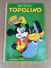 TOPOLINO LIBRETTO N°299 20 AGOSTO 1961 OLD COMIC