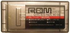 Casio Rom Pack Beatles Ro-353 Casio Keyboards
