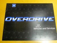 2003 General Motors GM Full Line Original Dealer Sales Brochure Chevrolet GMC