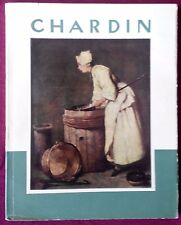 """""""Chardin"""". A small book in Hungarian with illustrations."""