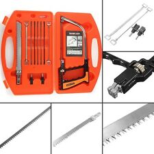 Magic Saw 11 in 1 Set Wood Glass Cutting Metal Multi-function Hand DIY Craft Too