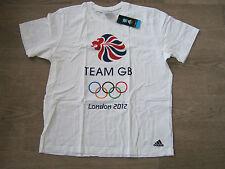 Adidas T-Shirt Gr. XL Team-GB London 2012 Olympia -NEU-