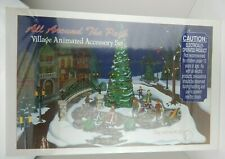 Dept 56 Dickens Village All Around the Park Accessory Set #52477 Good Condition