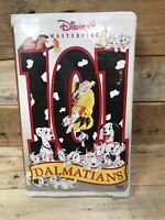 Walt Disney 101 Dalmatians (VHS, 1999) Masterpiece Collection