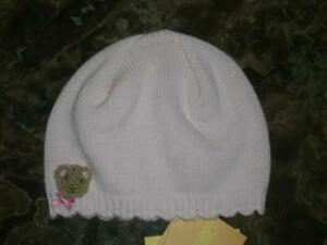 Gymboree Cute Teddy Bear Hat 6-12 Months NWT