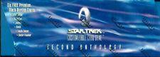 STAR TREK: SECOND ANTHOLOGY - DECIPHER - FACTORY SEALED