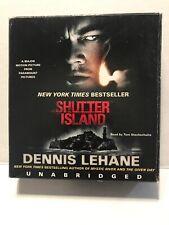 Dennis LeHane - SHUTTER ISLAND - Unabridged audiobook CDs