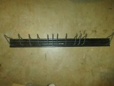 """Vintage Gates Fan Belts Wooden Wall Hanging Store/Auto Parts Display Rack 36"""""""