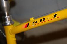 Free P/up RB1 Bridgestone CRMO Road Bike Shimano 600 DiaComp CRMO Vetta 56cm