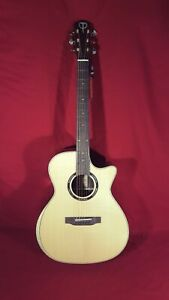 Teton STA180CENT-AR Acoustic-Electric Guitar  ***BRAND NEW***