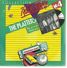 45 TOURS / THE PLATTERS    ROCK STORY   NO 4        A3