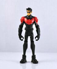 "DC Batman NightWing 3.75"" Figure Toy Loose Child Boy ZX262"