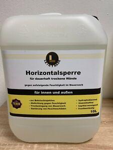 Horizontalsperre Verkieselung Trockene Wand Kellerabdichtung Bohrloch Injektion