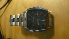 Kenneth Cole Mens Watch All Stainless Steel see pics.