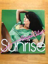 "ANGEL CITY - SUNRISE - TRANCE HOUSE CLUBLAND 12"" VINYL Ministry Of Sound"