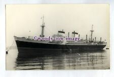 pf1001 - China Union Lines Liner - Union Freedom , built 1948 - photograph