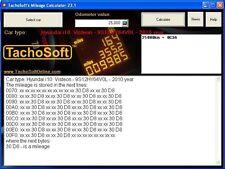 TachoSoft's Mileage Calculator v23.1