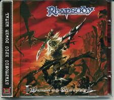 "Rhapsody ""Dawn Of Victory"" 2000, CD jewel case +OBI"