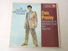 "ELVIS PRESLEY - A TOUCH OF GOLD - 7"" ORIGINAL EP 1959 ITALY - ONLY 2000 COPIES"