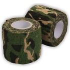 Elastic Camouflage Waterproof Outdoor Hunt Camping Stealth Camo Wrap Tape