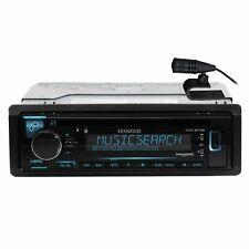 Kenwood KDC-BT32 200W Single Din In?Dash Car Audio CD/USB/AUX/Bluetooth Receiver