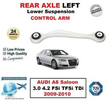 ASSE post. SX Braccio inferiore della sospensione per AUDI A8 3.0 4.2 FSI TFSI