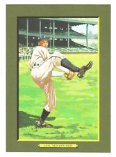 """Perez Steele Great Moments #81 HAL NEWHOUSER ~ 5.75"""" x 8"""" Art Card"""