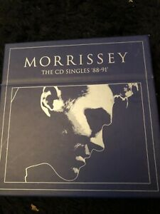 Morrissey The Singles Collection 88-91